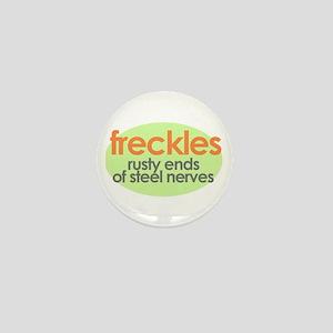 Freckles Mini Button