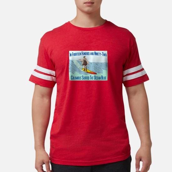 columbus surfed 2 T-Shirt