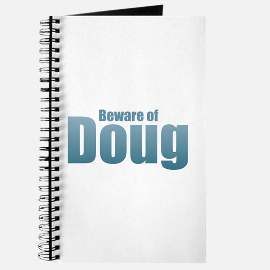 Beware of Doug Journal
