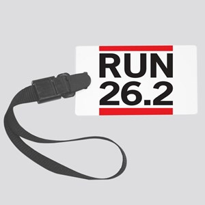 Run 26.2 Luggage Tag