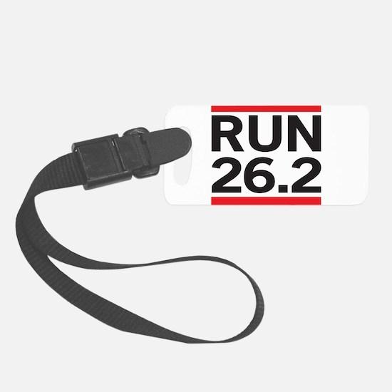 Run 26.2 Luggage Tag