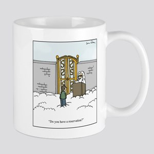 Heaven Reservation 11 oz Ceramic Mug