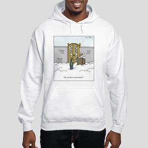 Heaven Reservation Hooded Sweatshirt