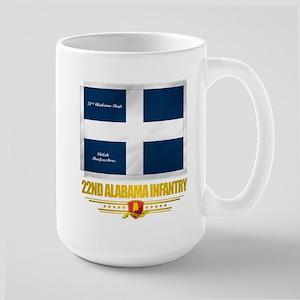 22nd Alabama Infantry (v10) Mugs