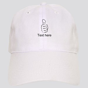 Custom Thumbs Up Baseball Cap