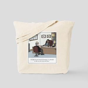 Anti-Bono Lawyer Tote Bag