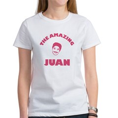 Original Amazing Juan Design - PINK T-Shirt