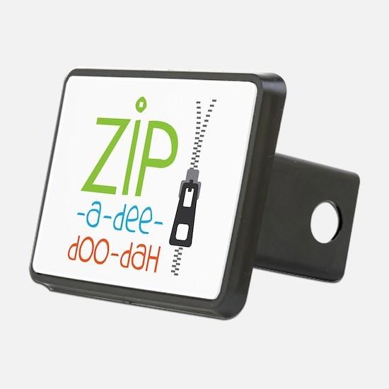 Zipper Zip Hitch Cover