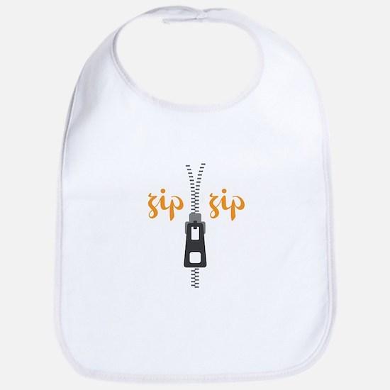 Zip Zip Bib