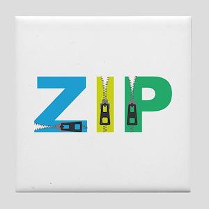 Zip Tile Coaster