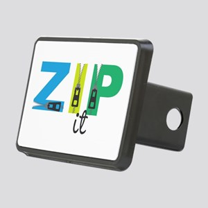 Zip It Hitch Cover