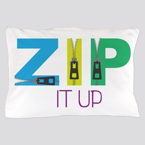 Zip It Up Pillow Case