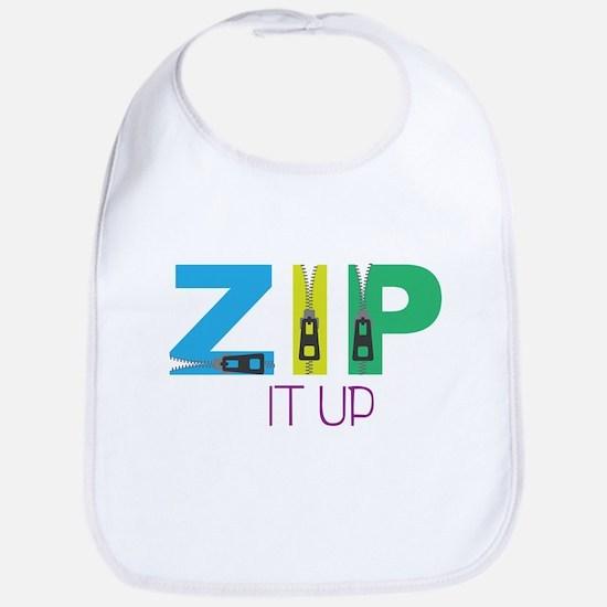 Zip It Up Bib