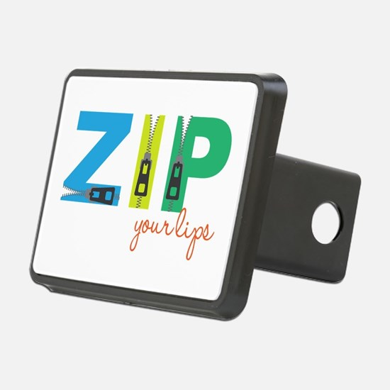 Zip Your Lips Hitch Cover