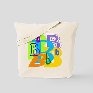 Initial Design (B) Tote Bag