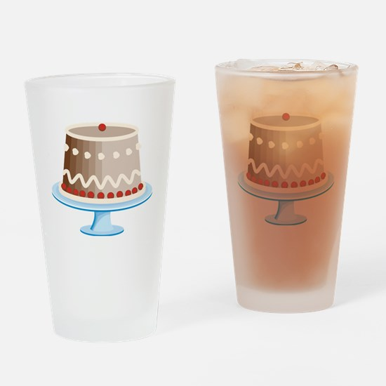 Funny Deserts Drinking Glass