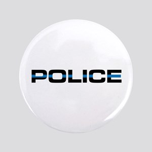 """Police 3.5"""" Button"""