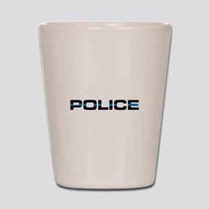Police Shot Glass
