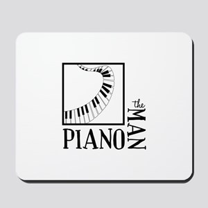 The Piano Man Mousepad