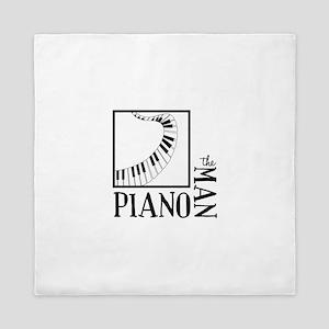 The Piano Man Queen Duvet