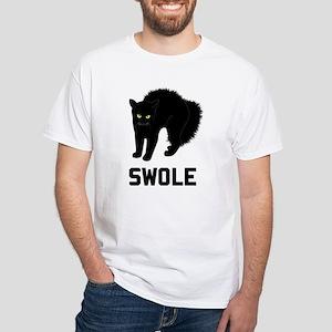 Swole Cat is Kitten Swole T-Shirt
