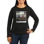Dog Person Women's Long Sleeve Dark T-Shirt