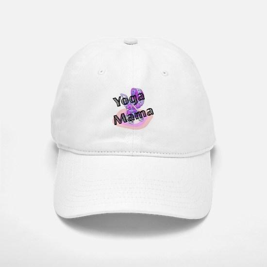 Yoga Mama Baseball Baseball Cap