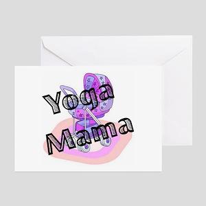 Yoga Mama Greeting Cards (Pk of 10)