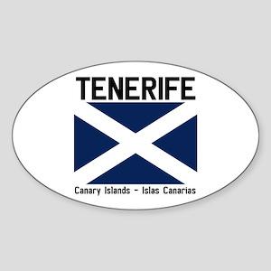 Tenerife Sticker