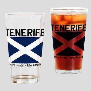 Tenerife Drinking Glass