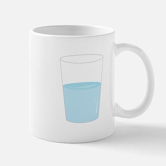 Glass Half Full Mugs