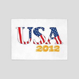 USA2012 5'x7'Area Rug