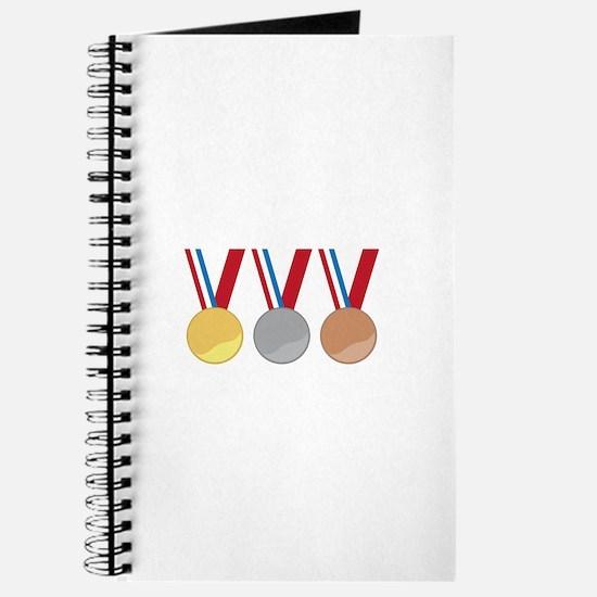 Medals Journal