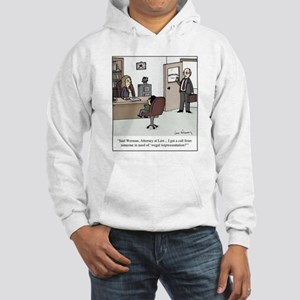 Wegal Wepwesentation Hooded Sweatshirt