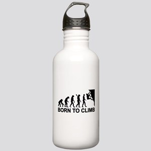 Evolution rock climbin Stainless Water Bottle 1.0L