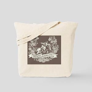 DD bag taupe Tote Bag