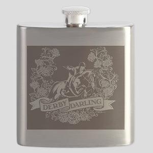 DD bag taupe Flask