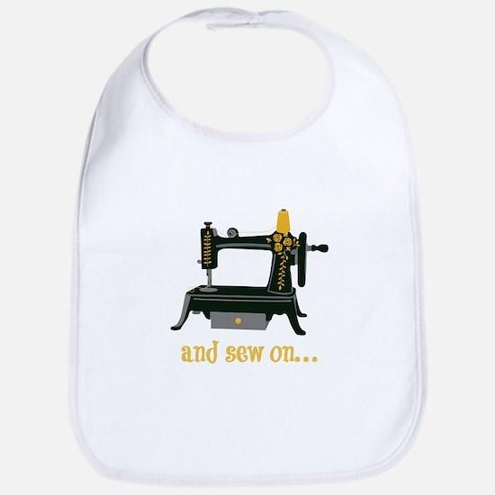 And Sew On... Bib