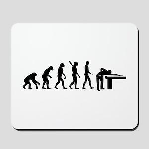 Evolution Billiards Mousepad
