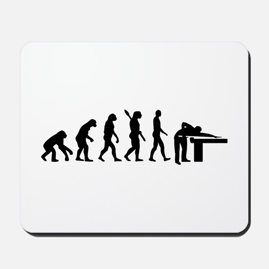 Evolution Billiards Mousepad