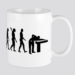 Evolution Billiards Mug