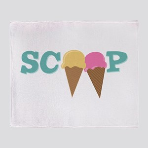 Scoop Throw Blanket