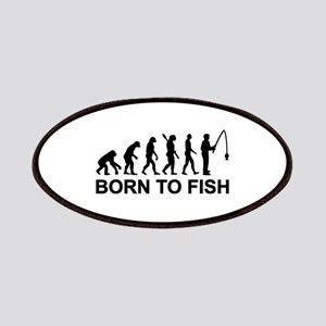 Fishing evolution born to fish Patches