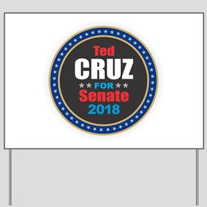 Ted Cruz Yard Sign
