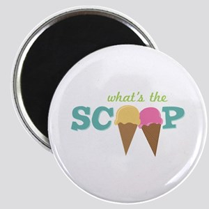 What's The Scoop Magnets