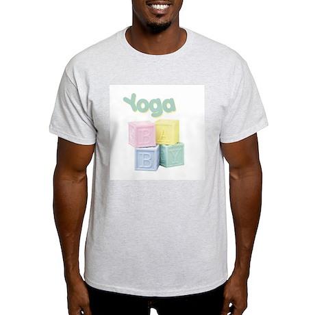 Yoga Baby Blocks Light T-Shirt