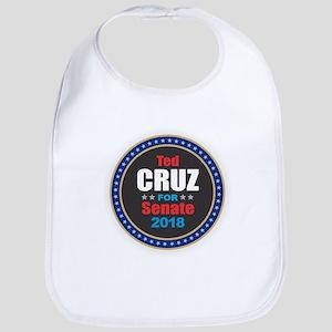 Ted Cruz for Senate Baby Bib