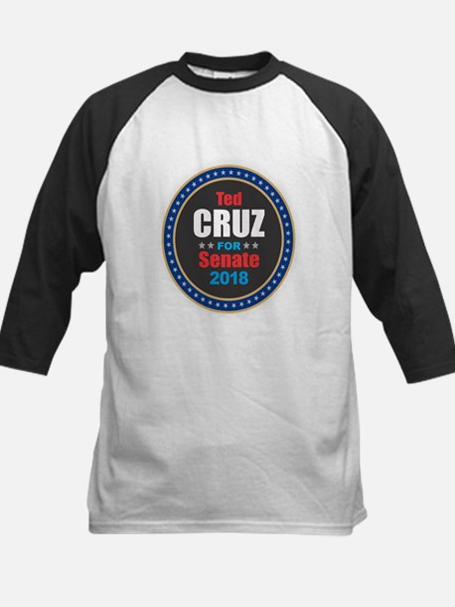 Ted Cruz for Senate Baseball Jersey