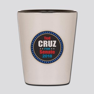 Ted Cruz for Senate Shot Glass