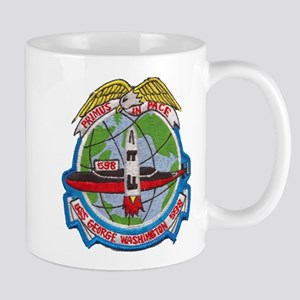USS GEORGE WASHINGTON Mug